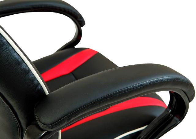 Кресло Ричспортспорт люкс красный (фото 5)
