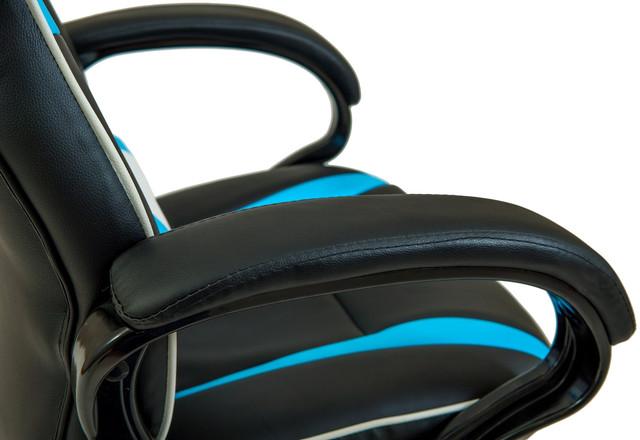Кресло РичСпорт Люкс голубой (фото 5)