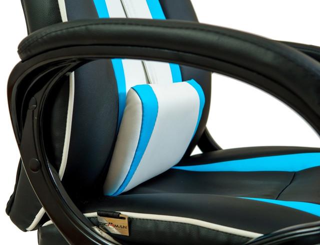 Кресло РичСпорт Люкс голубой (фото 6)