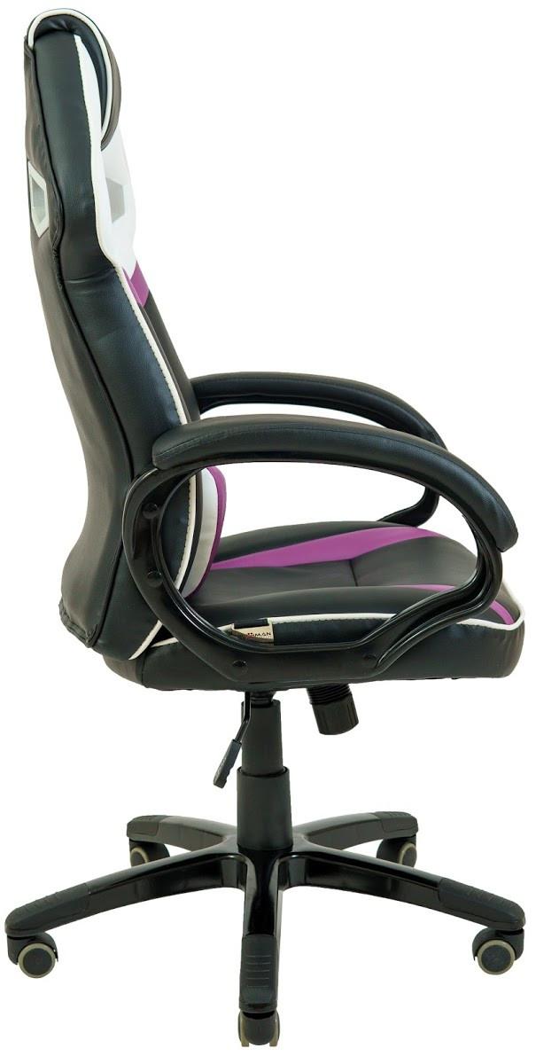 Кресло РичСпорт Люкс сиреневый (фото 3)