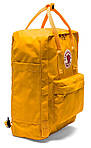 Рюкзак Fjallraven Kanken Yellow, фото 3