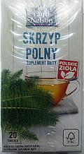 Чай Lord Nelson Skrzyp polny 20 пакетов