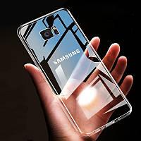 Samsung Galaxy S9 G960 защитный чехол Transparent