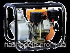 Дизельная мотопомпа  ТР80D 58 м3/час