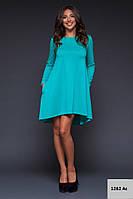 Платье женское трикотажное 1262 Ас