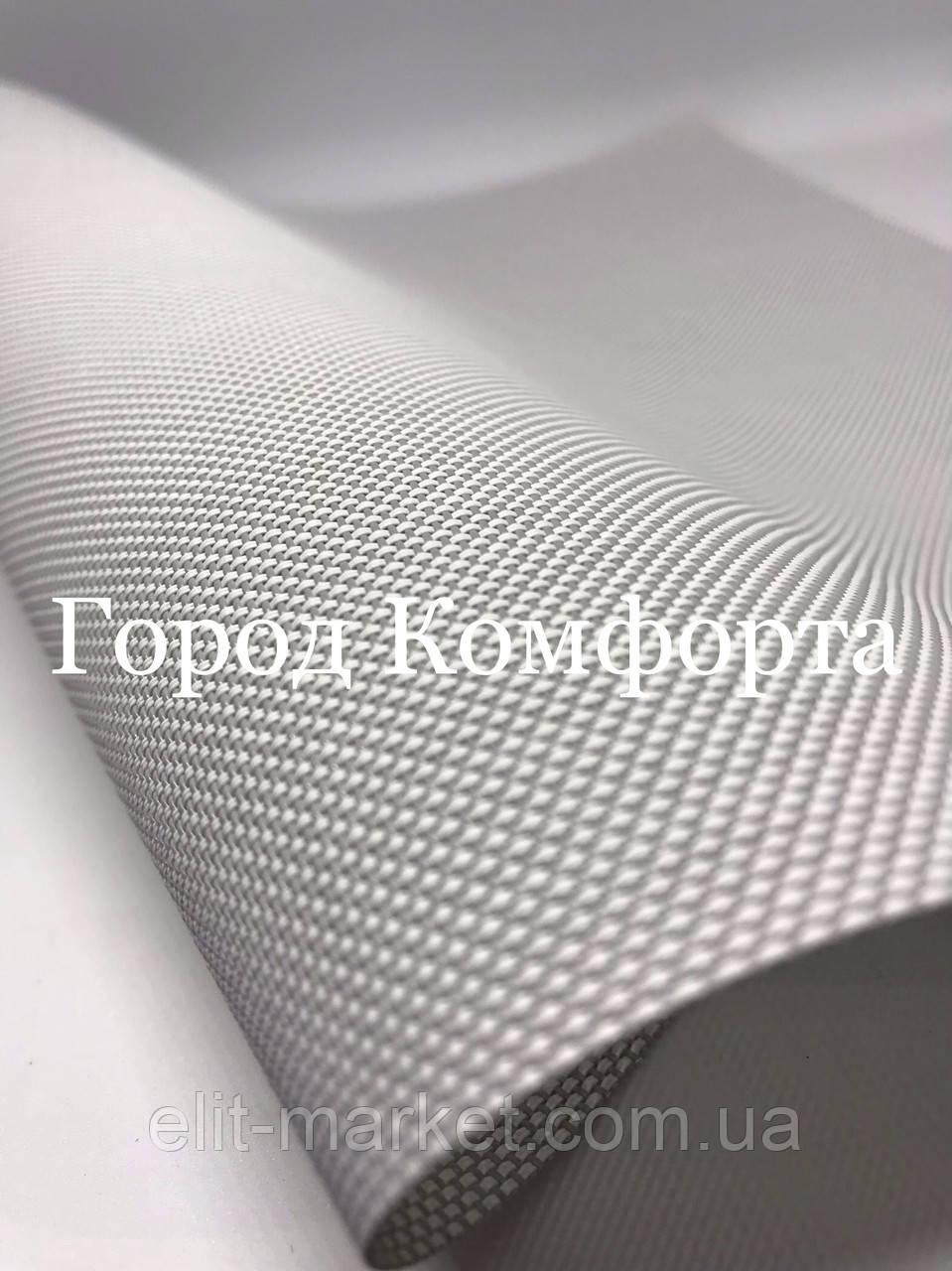 Рулонная штора Screen серый