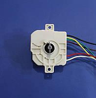 Таймер (одинарный, 6 проводов) для стиральных машин полуавтомат