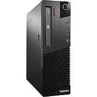 Системный блок Lenovo ThinkCentre M93p SFF i7-4770 8GB DDR3 1TB HDD, фото 1
