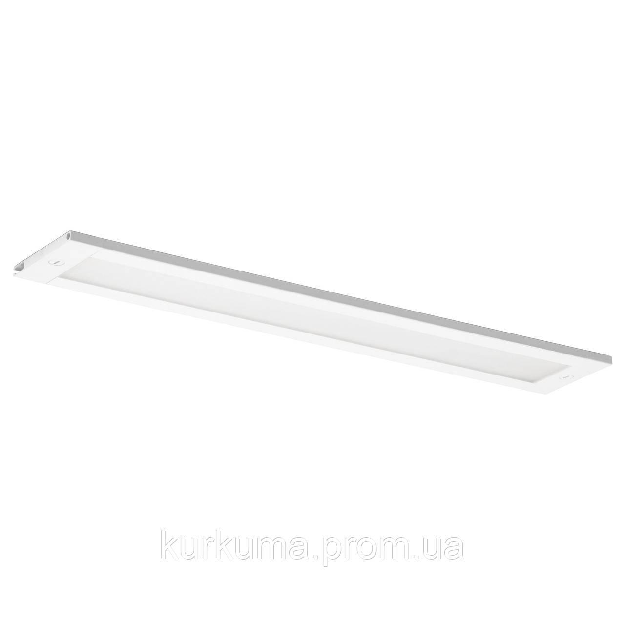 IKEA STROMLINJE Світлодіодне настільне освітлення, білий (803.430.42)