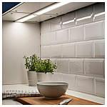 IKEA STROMLINJE Світлодіодне настільне освітлення, білий (803.430.42), фото 2