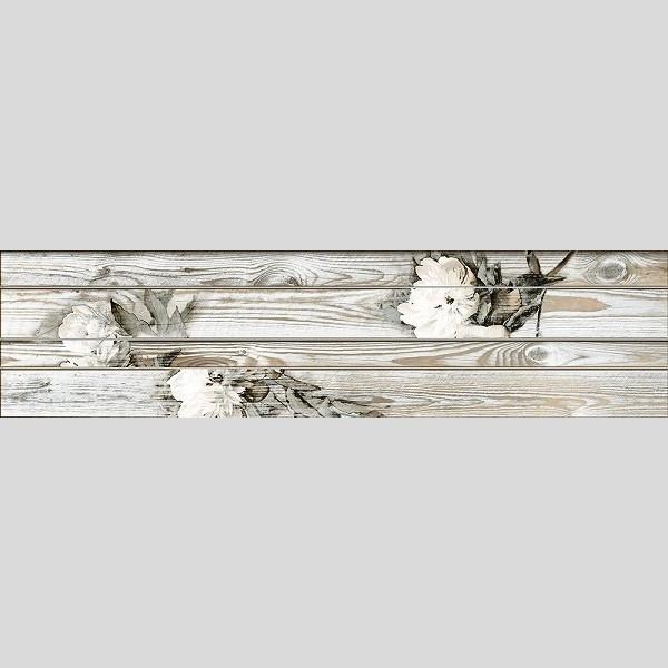 LOFT Бордюр напольный  серый / БН 104 071
