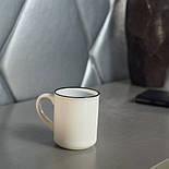 Горнятко керамічне RETRA 350 мл з обідком, фото 2