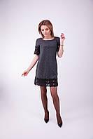 Трикотажне жіноче плаття Poliit 8445