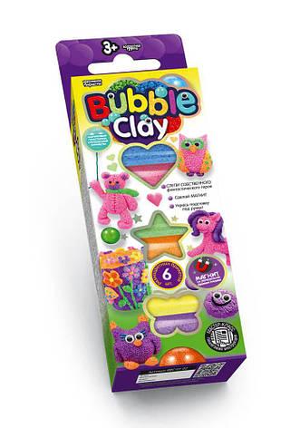 Набор Bubble Clay 6цв. BBC-01 Данко-тойс, фото 2