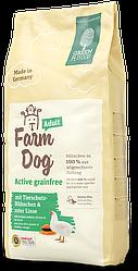 Корм FarmDog Active Grainfree ФормДог Актив Гранфрі з куркою і чечевицею для дорослих собак