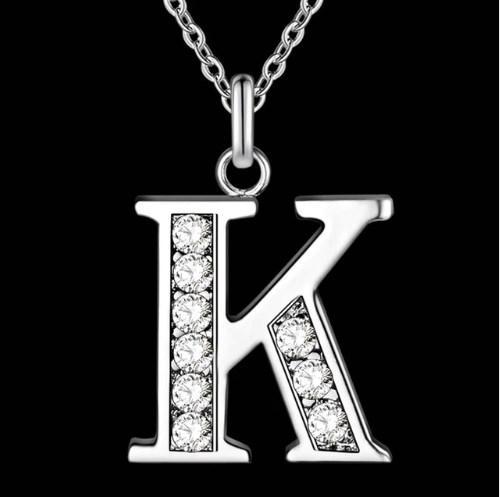 Подвеска буква К