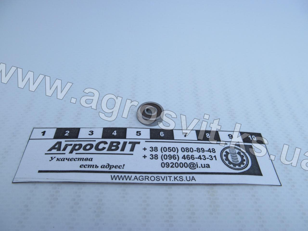 Подшипник 180014 (DIN 604-RS)