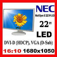 "Монитор 22"" Nec MultiSync E222W LCD 1680x1050 Оптом Гуртом"