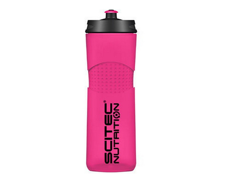 Спортивна фляга Scitec Nutrition Bidon Bike Bottle 650 мл рожева