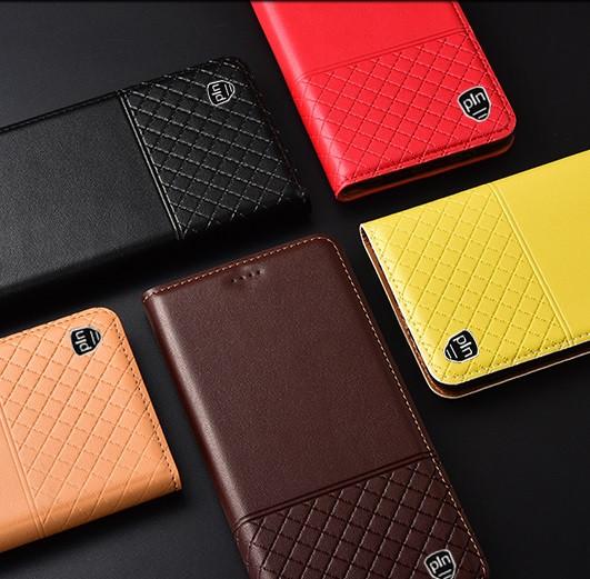 """ASUS ZenFone 5 LIte оригинальный кожаный чехол книжка из натуральной кожи магнитный противоударный """"QUILTED"""""""