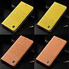 """ASUS ZenFone 5 LIte оригинальный кожаный чехол книжка из натуральной кожи магнитный противоударный """"QUILTED"""", фото 7"""