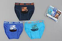 Трусики для мальчиков Aura.via, 2/4-11/12 лет. {есть:2/4 года}