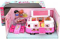 Автобус с куклами Лол ТМ855В
