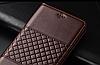 """ASUS ZenFone Max Plus M1 ZB570TL оригинальный кожаный чехол книжка из натуральной кожи противоударный """"QUILTED, фото 5"""