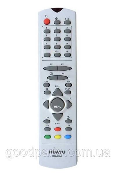 Пульт (ПДУ) Huayu для телевизора Горизонт RM-588C