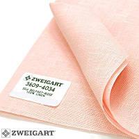 3609/4034 Belfast Linen 32 (ширина 140см) нежно-розовый