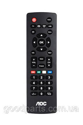 Пульт дистанционного управления для телевизора AOC 398GRABDGNEACC, фото 2