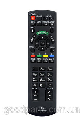 Пульт (ПДУ) для телевизора Panasonic N2QAYB000604, фото 2