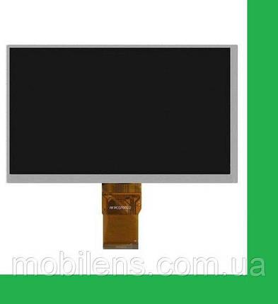 Prestigio FPC-Y81349, FPC-Y82688 V02, (165*103мм), 50pin. Расширение=800*480 Дисплей (экран), фото 2