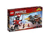Конструктор LEGO Ninjago Земляной бур Коула (70669)