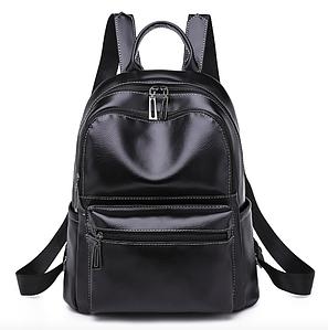 Рюкзак женский городской Perfect черный