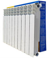 Біметалічні радіатори Zoom 500/100