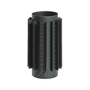 Радиатор для дымохода KAISER PIPES (2мм) 50 см Ø180