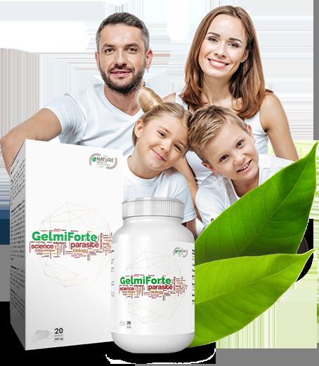 GelmiForte (Гельмифорте) – препарат от паразитов и гельминтов