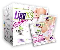 LipoX9 - средство для похудения