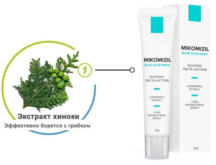 Mikomizil (Микомизил) – гель для лечения микозов