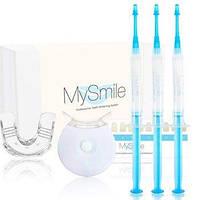 Mysmile – система домашнего отбеливания зубов