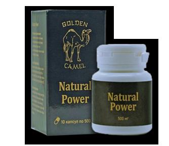 Natural Power – капсулы для мужской силы