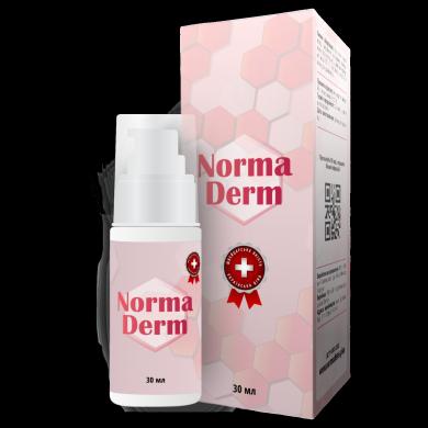 NormaDerm от грибка и псориаза