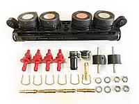 Газовые форсунки AEB  4цил., 2 Ом с калибр. и штуцерами в коллектор,, фото 1
