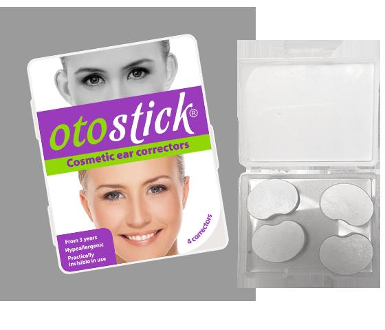 Otostick (Отостик) ортопедический корректор для исправления лопоухости