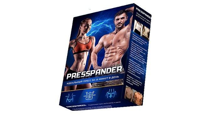 Presspander – миостимулятор для рельефного пресса