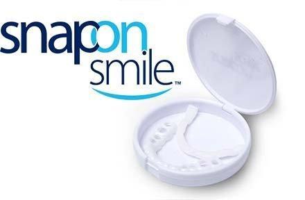 Snap-On Smile — подарите себе идеальную улыбку!