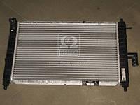 Радиатор охлаждения Daewoo Matiz 0.8/1.0 с 03/2001 мех. кпп Nissens (Дания) 61646