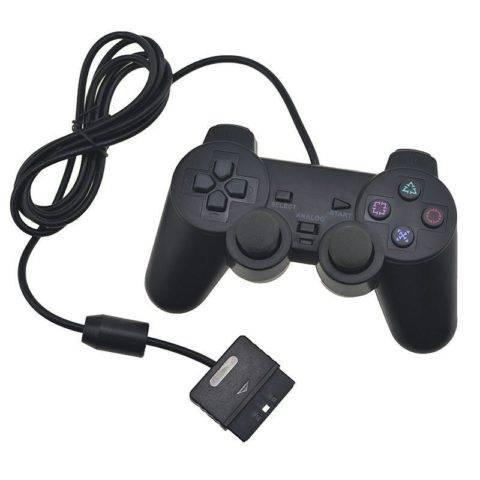 Проводной геймпад PS2 SONY label | Проводной джойстик | Джойстик игровой