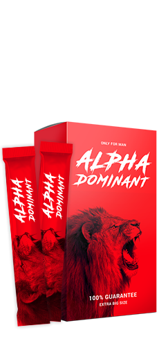 Альфадоминант — гель для увеличения члена